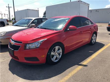 2014 Chevrolet Cruze DIESEL (Stk: L106A) in Blenheim - Image 1 of 5