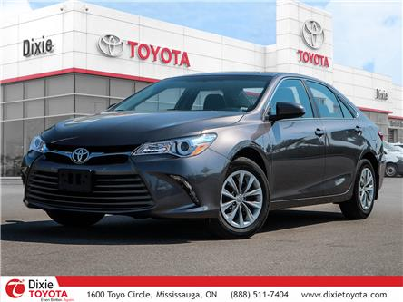 2017 Toyota Camry LE (Stk: 72400) in Mississauga - Image 1 of 26