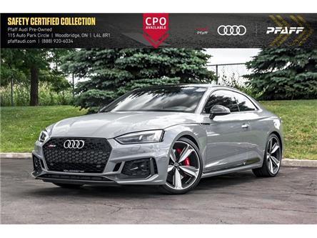 2018 Audi RS 5 2.9 (Stk: C7658) in Woodbridge - Image 1 of 22