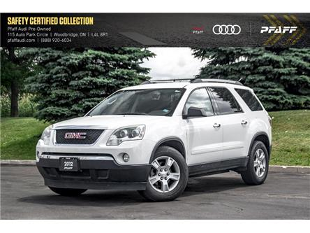 2012 GMC Acadia SLE (Stk: T17994A) in Woodbridge - Image 1 of 11