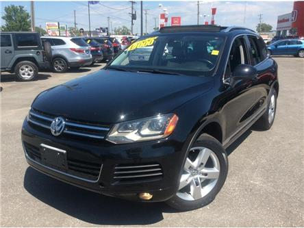 2013 Volkswagen Touareg 3.6L Execline (Stk: A9042A) in Sarnia - Image 1 of 30