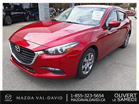 2017 Mazda Mazda3 Sport GX (Stk: 20087A) in Val-David - Image 1 of 21