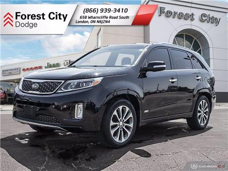 2014 Kia Sorento SX (Stk: 9-R344A) in London - Image 1 of 8