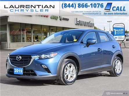 2019 Mazda CX-3 GS (Stk: P0137) in Sudbury - Image 1 of 26