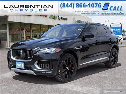 2017 Jaguar F-PACE S (Stk: 20250A) in Sudbury - Image 1 of 32