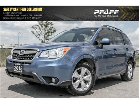 2015 Subaru Forester 2.5i Convenience Package (Stk: LC10113A) in London - Image 1 of 21
