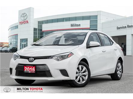 2016 Toyota Corolla LE (Stk: 612746) in Milton - Image 1 of 18
