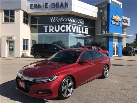 2019 Honda Accord Touring 1.5T (Stk: P2189A) in Alliston - Image 1 of 11