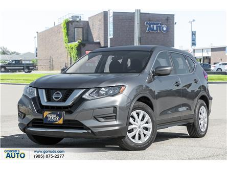 2017 Nissan Rogue S (Stk: 836582) in Milton - Image 1 of 18