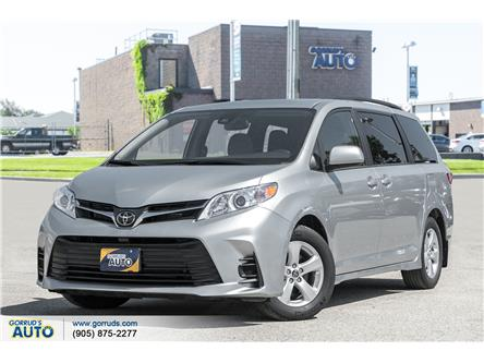 2019 Toyota Sienna LE 8-Passenger (Stk: 009684) in Milton - Image 1 of 18