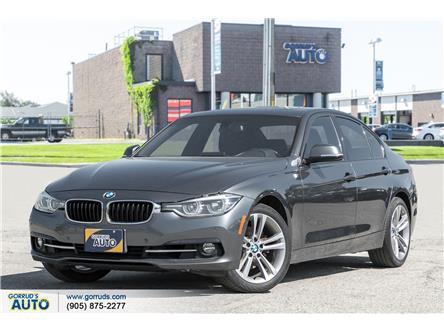 2017 BMW 330i xDrive (Stk: U60429) in Milton - Image 1 of 21