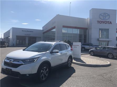 2018 Honda CR-V EX-L (Stk: B2949) in Ottawa - Image 1 of 19