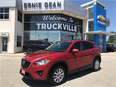 2016 Mazda CX-5 GS (Stk: 15268A) in Alliston - Image 1 of 10