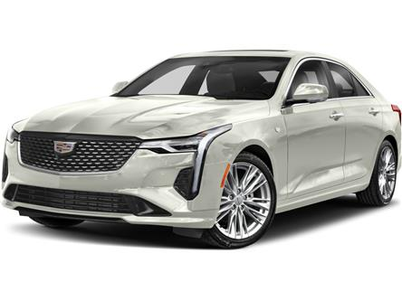 2020 Cadillac CT4 Premium Luxury (Stk: F-XRBNGW) in Oshawa - Image 1 of 5