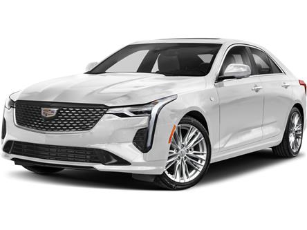 2020 Cadillac CT4 V-Series (Stk: F-XRVPGQ) in Oshawa - Image 1 of 5