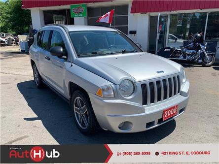2008 Jeep Compass Sport/North (Stk: ) in Cobourg - Image 1 of 15