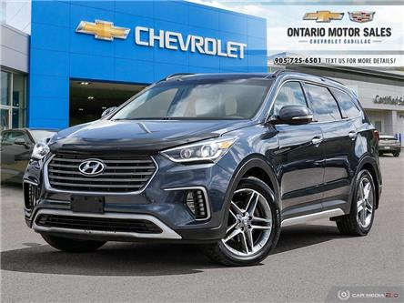 2017 Hyundai Santa Fe XL Limited (Stk: 212243A) in Oshawa - Image 1 of 36