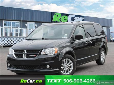2018 Dodge Grand Caravan CVP/SXT (Stk: 200731A) in Fredericton - Image 1 of 20
