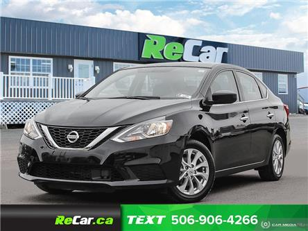 2019 Nissan Sentra 1.8 SV (Stk: 200750A) in Fredericton - Image 1 of 25