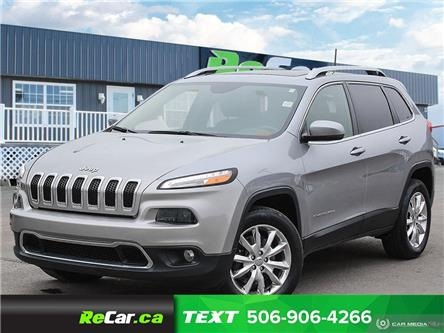 2016 Jeep Cherokee Limited (Stk: 200739A) in Saint John - Image 1 of 23