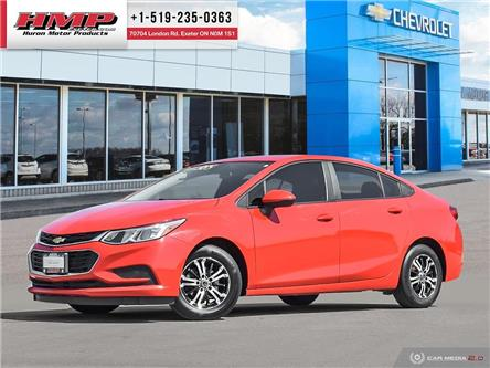 2017 Chevrolet Cruze LS Auto (Stk: 73658) in Exeter - Image 1 of 27