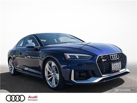 2018 Audi RS 5 2.9 (Stk: 20510) in Windsor - Image 1 of 26