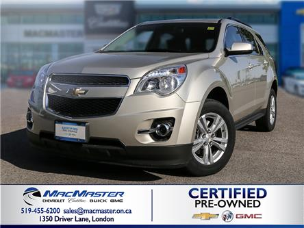 2013 Chevrolet Equinox 1LT (Stk: 200177A) in London - Image 1 of 10