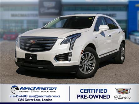 2018 Cadillac XT5 Luxury (Stk: 200056PA) in London - Image 1 of 10