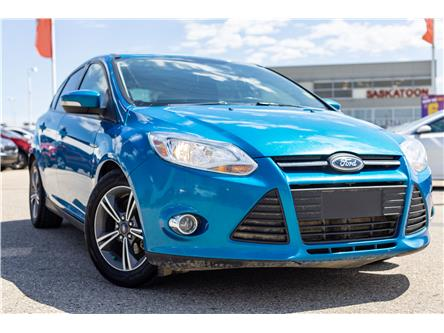 2014 Ford Focus SE (Stk: P4724A) in Saskatoon - Image 1 of 6