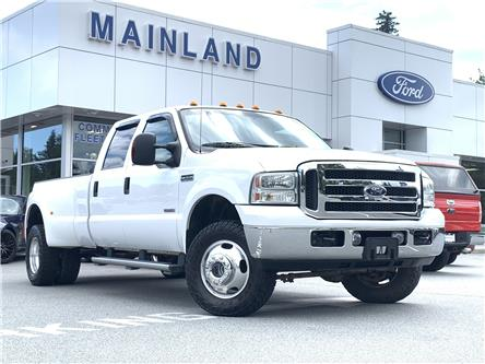2006 Ford F-350 Lariat (Stk: 9F17418B) in Vancouver - Image 1 of 26