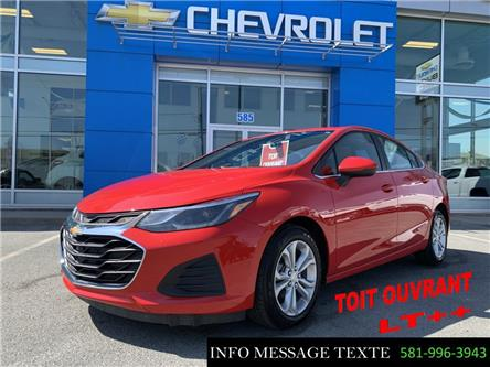 2019 Chevrolet Cruze LT (Stk: X8159) in Ste-Marie - Image 1 of 29