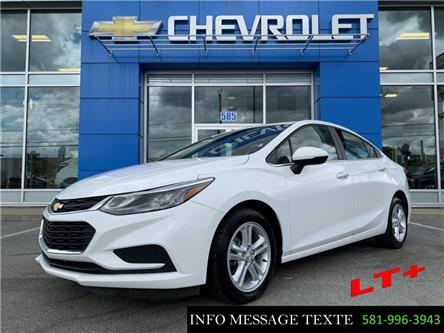 2018 Chevrolet Cruze LT Auto (Stk: X8224) in Ste-Marie - Image 1 of 26