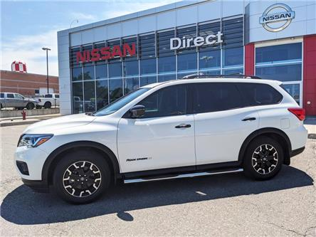 2019 Nissan Pathfinder 2019 PATHFINDER SL ROCK CREEK 4X4 DEMO, TONS EXTRA (Stk: N3816) in Mississauga - Image 1 of 12