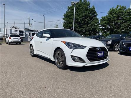 2013 Hyundai Veloster Base (Stk: VT7032T) in Oakville - Image 1 of 7