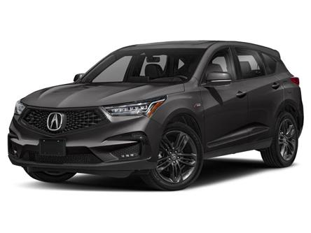 2020 Acura RDX A-Spec (Stk: PW0175) in Red Deer - Image 1 of 9