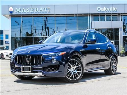 2018 Maserati Ghibli S Q4 GranSport (Stk: U497) in Oakville - Image 1 of 30