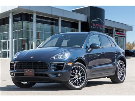 2018 Porsche Macan S (Stk: 20HMS617) in Mississauga - Image 1 of 23