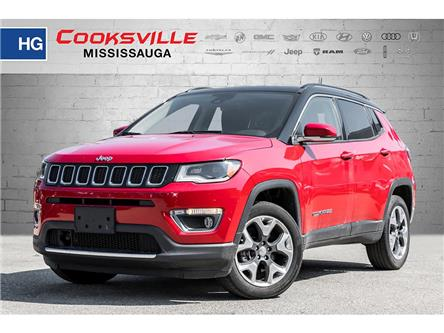 2018 Jeep Compass Limited (Stk: 8253PR) in Mississauga - Image 1 of 20