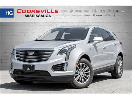 2017 Cadillac XT5 Luxury (Stk: H8241P) in Mississauga - Image 1 of 20