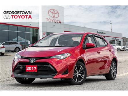 2017 Toyota Corolla LE (Stk: 17-86132GT) in Georgetown - Image 1 of 19