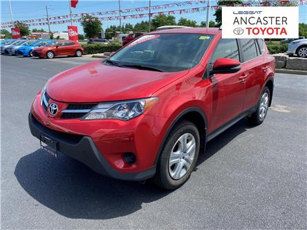 2015 Toyota RAV4  (Stk: 20336A) in Ancaster - Image 1 of 8