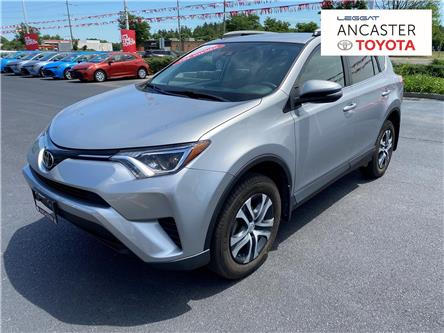 2017 Toyota RAV4  (Stk: 20554A) in Ancaster - Image 1 of 8