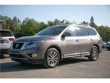 2014 Nissan Pathfinder  (Stk: 21716A) in Gatineau - Image 1 of 18