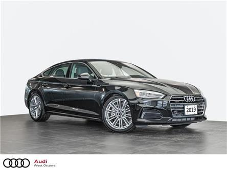 2019 Audi A5 45 Komfort (Stk: 91909) in Nepean - Image 1 of 20