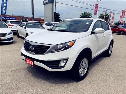 2013 Kia Sportage LX (Stk: 8463A) in North York - Image 1 of 19