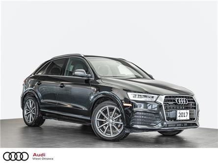 2017 Audi Q3 2.0T Technik (Stk: PM584) in Nepean - Image 1 of 20