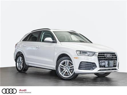2018 Audi Q3 2.0T Komfort (Stk: PM587) in Nepean - Image 1 of 20