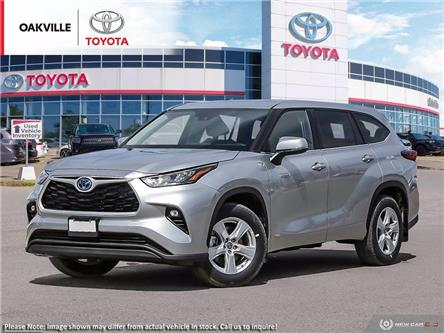 2020 Toyota Highlander Hybrid LE (Stk: 20756) in Oakville - Image 1 of 23