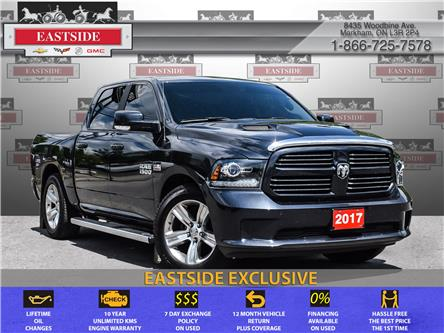 2017 RAM 1500 Sport (Stk: 755066B) in Markham - Image 1 of 30