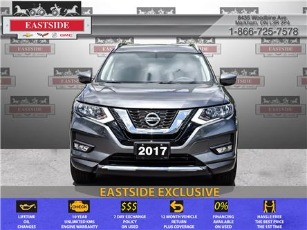 2017 Nissan Rogue SV (Stk: 807964B) in Markham - Image 1 of 22